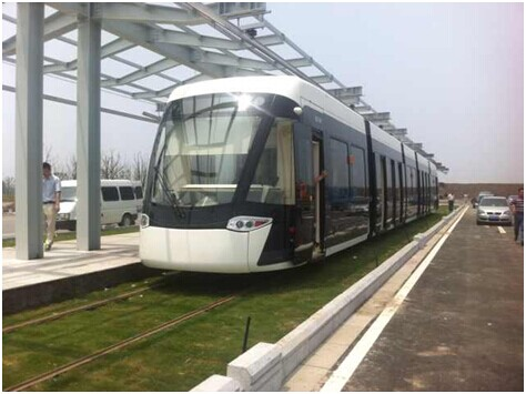 南京有轨电车项目